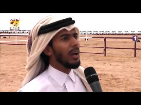 لقاء خاص مع الأعلامي حمد بن محمد الزعبي علي هامش مهرجان قطر الحادي عشر للأصايل ٢٠١٥