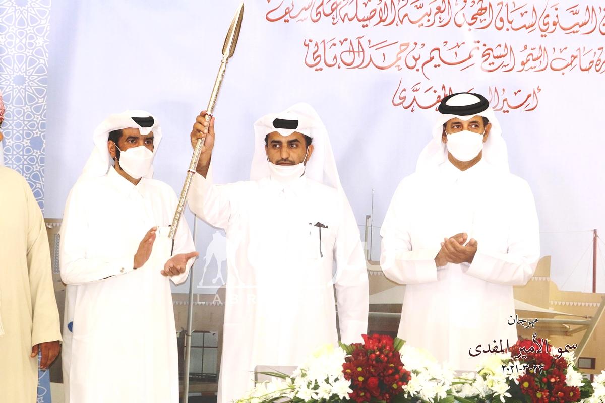 صالح الدعباء: فرحتنا كبيرة للغاية بالفوز في أغلى المهرجانات